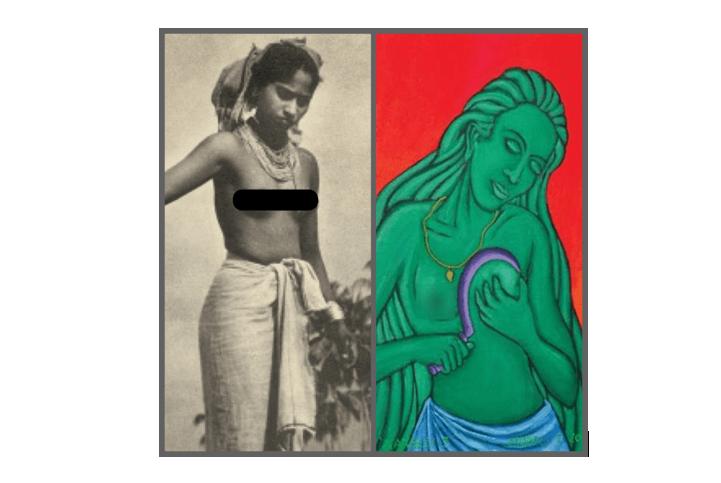 Mulakaram Breast Tax was imposed on women