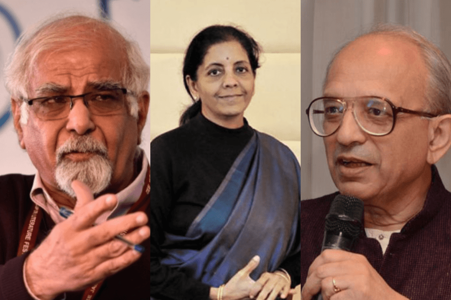 Nirmala Sitharaman and Farm laws