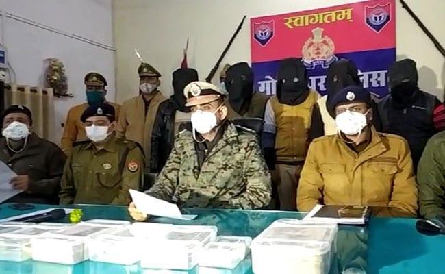 गोरखपुर पुलिस
