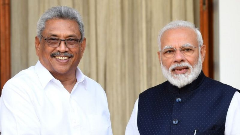 """""""India cannot leave us in difficult times"""": Sri Lanka"""