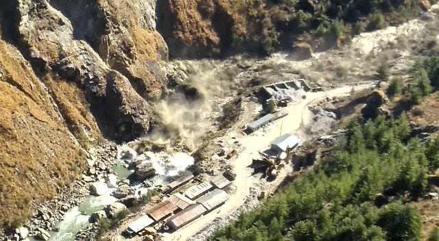 Uttrakhand tragedy raises fear in Jammu & Kashmir