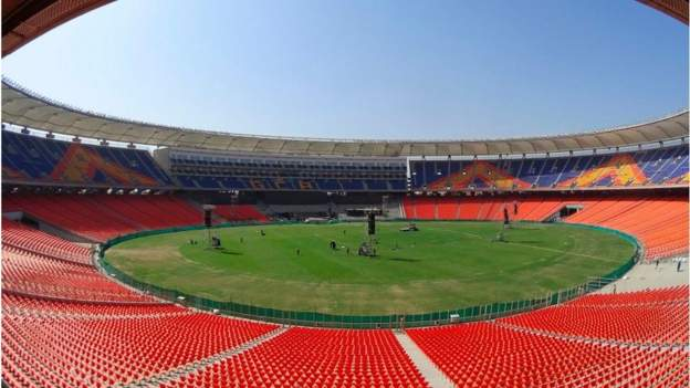 World's largest cricket stadium now named Narendra Modi Stadium
