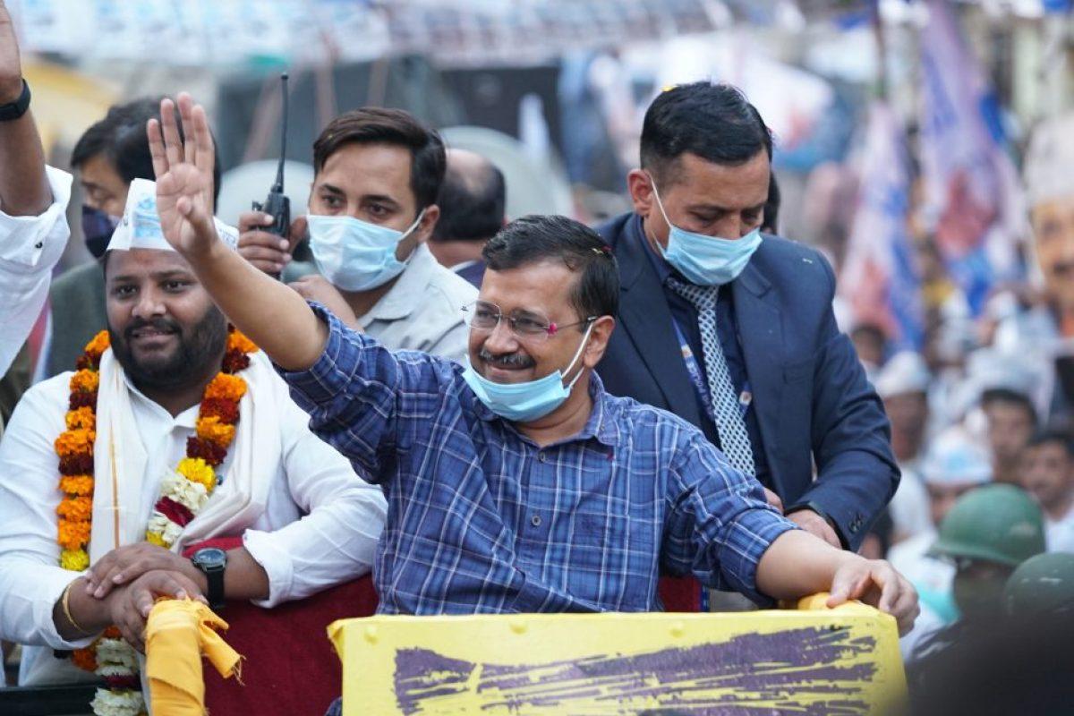 Delhi MCD By Elections: आप ने जीती 5 में से 4 सीट, बीजेपी खाली हाथ