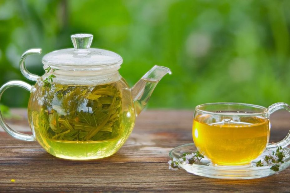 Green Tea for Immunity booster in coronavirus pandemic