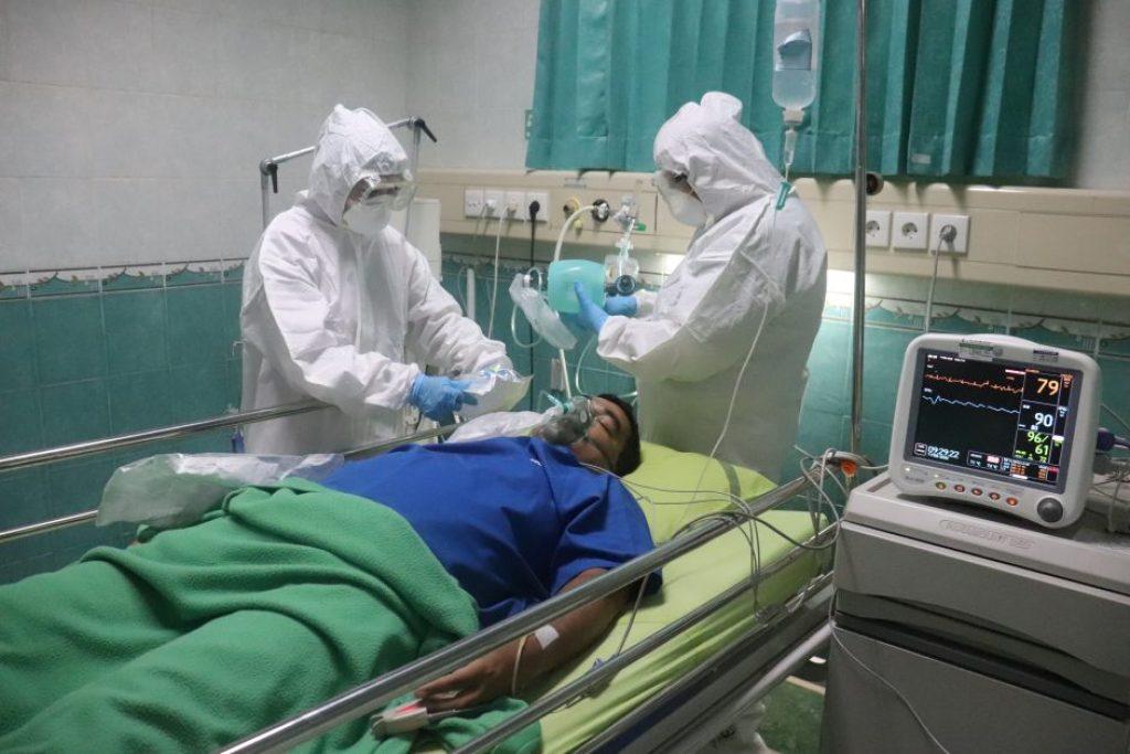 Coronavirus second wave India
