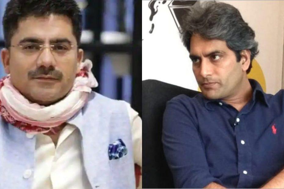 Aaj Tak News anchor Rohit sardana death, Sudhir Chaudhary anjana om kashyap and social media reaction