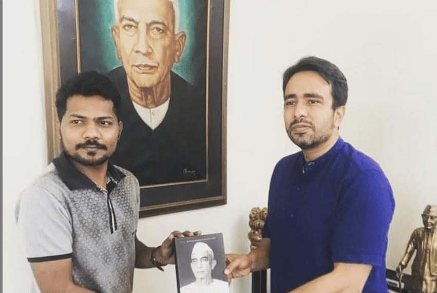 Prashant kannojiya join RLD