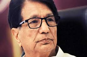 Chaudhary Ajit Singh, former Union minister, dies of Covid-19