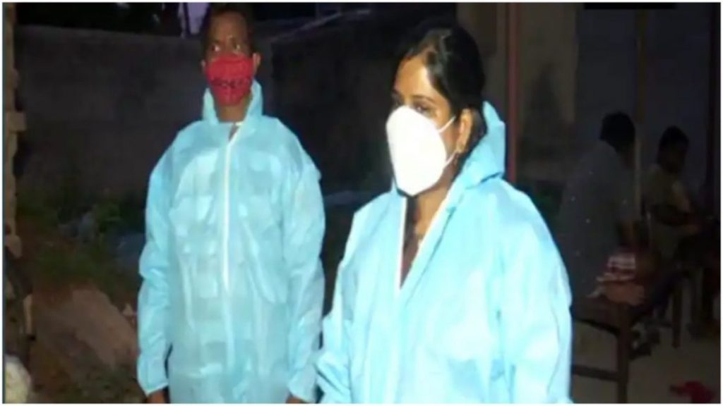 odisha coronavirus madhusmita cremate unclaimed bodies