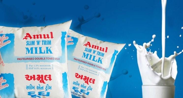 Amul milk becomes costlier