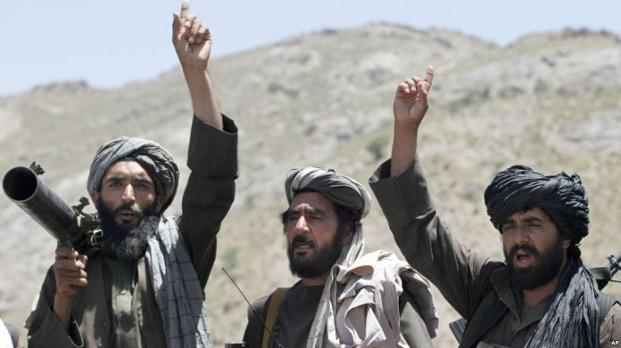 As Taliban enter Afghanistan