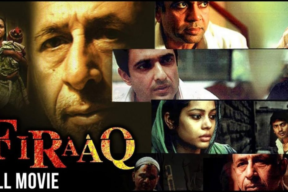 firaaq movie and our society