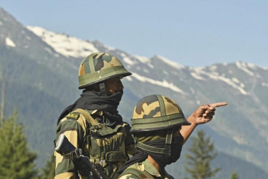 Indian officials say India is ready to face aggression from China (File Photo: AFP)