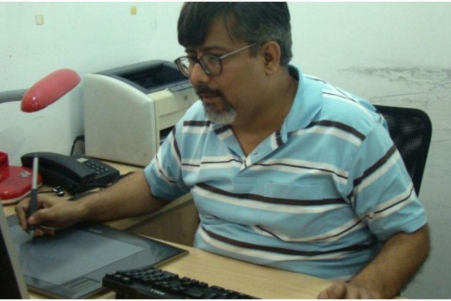 Manjul | कार्टूनिस्ट मंजुल को बीच कॉन्ट्रैक्ट नेटवर्क18 ने निकाला !