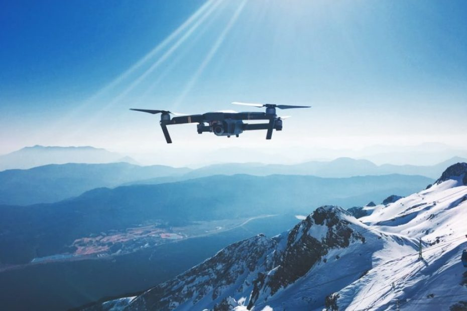15 countries where drones are banned