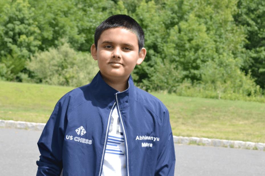 Abhimanyu Mishra Becomes Youngest Grandmaster