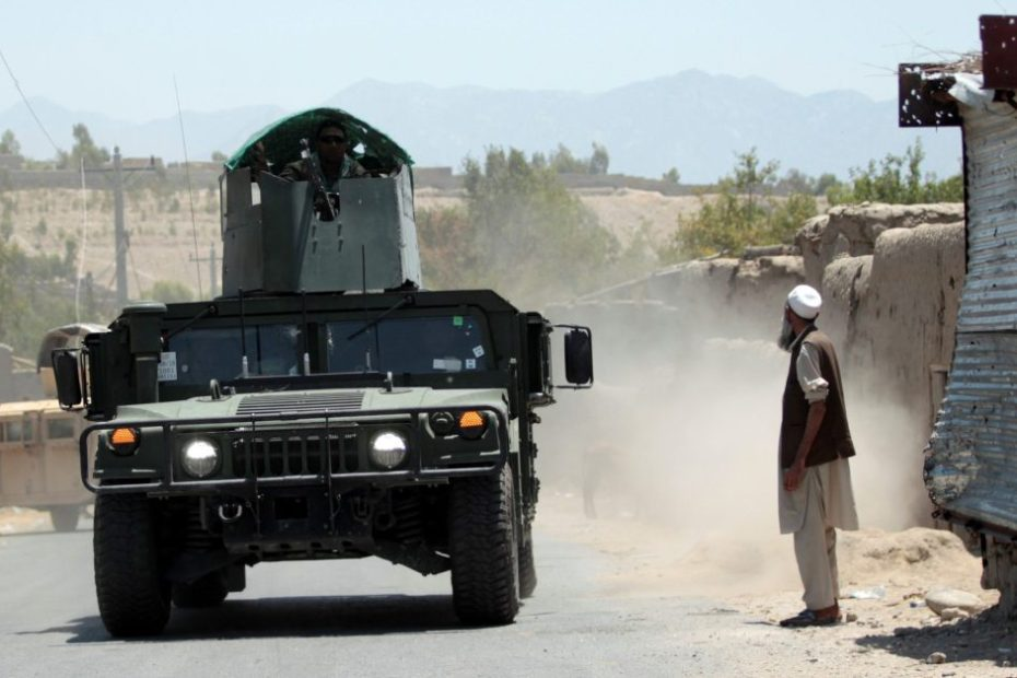 All US troops will leave Afghanistan