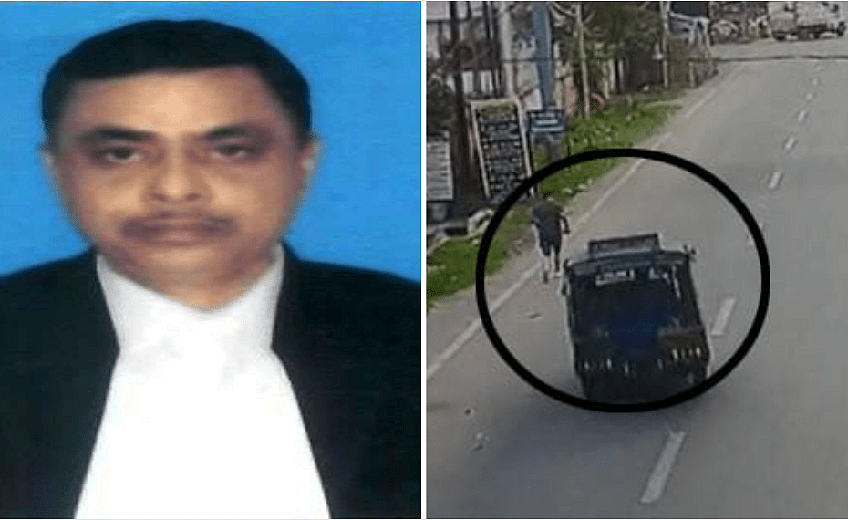 Jharkhand judge murder case: