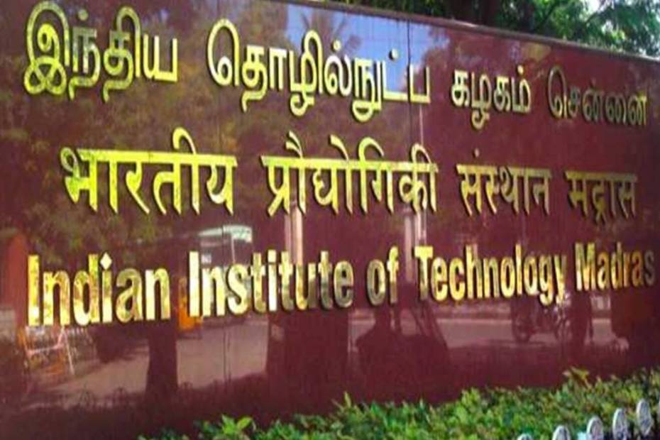 IIT-Madras professor resigns