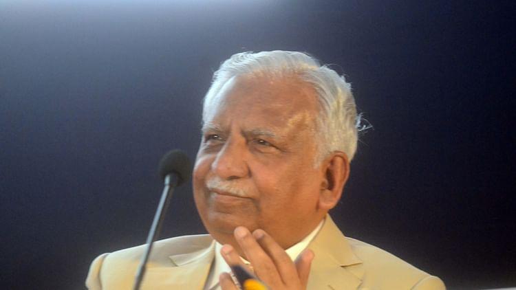 Jet Airways founder Naresh