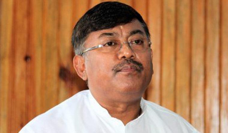 Manipur Congress President resigns
