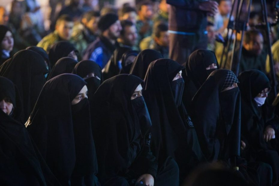 Muslim Women pictures misused