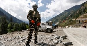 India and its neighbours; Indo China Relations and Border Disputes