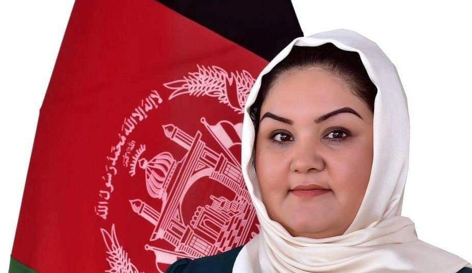 Afghan Female MP deported