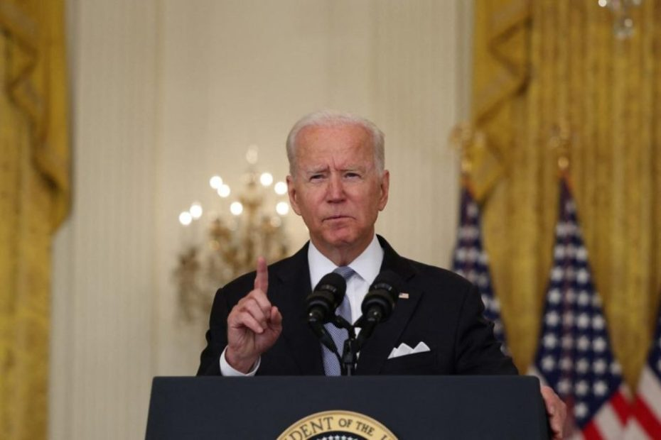Afghan leaders responsible for Taliban occupation: US President