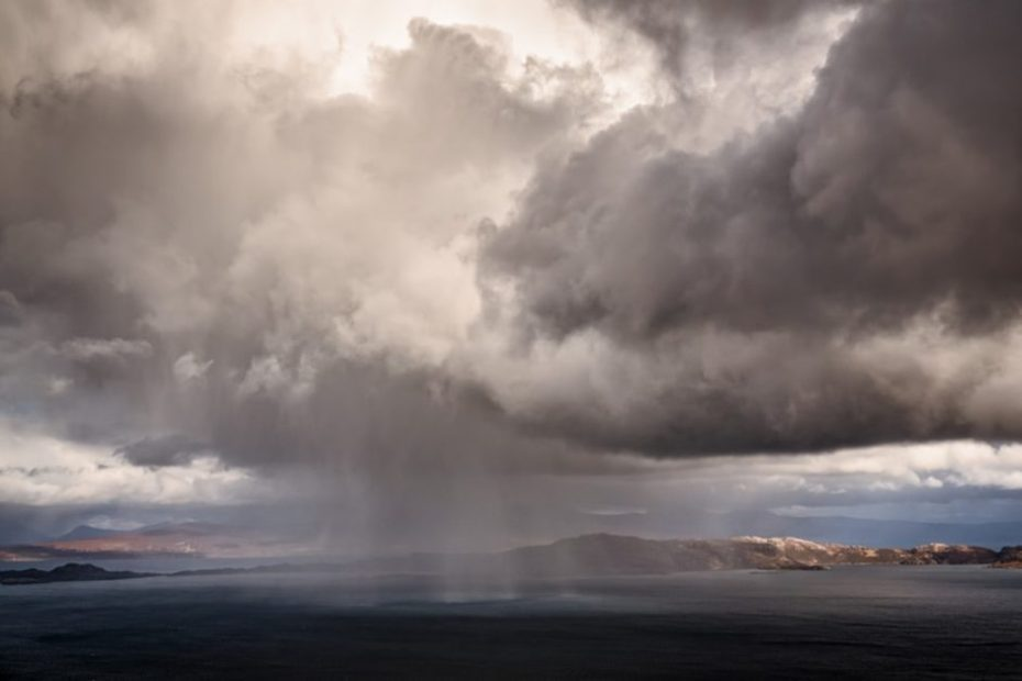 Cloudburst caused havoc in Himalayan