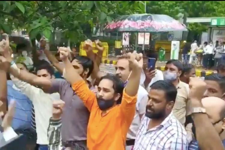 Delhi's Anti Muslim Chants