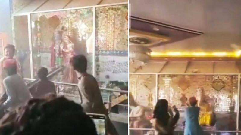 Hindu temple attacked in Pakistan