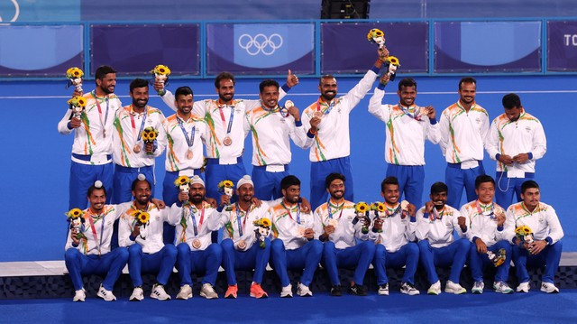 How India is rewarding its Olympic medalist