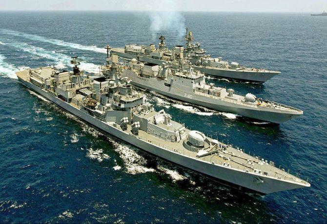 India building intelligence bases