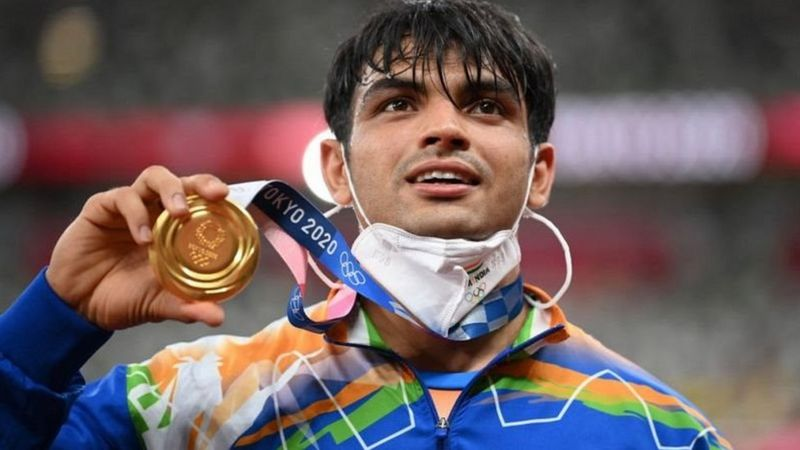 Crores of gifts announced for Neeraj Chopra by govt