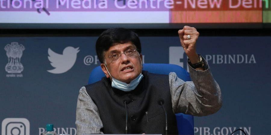 Piyush Goyal calls Indian