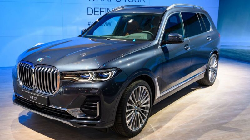 Thief steals actor's BMW car during Mission Impossible filming
