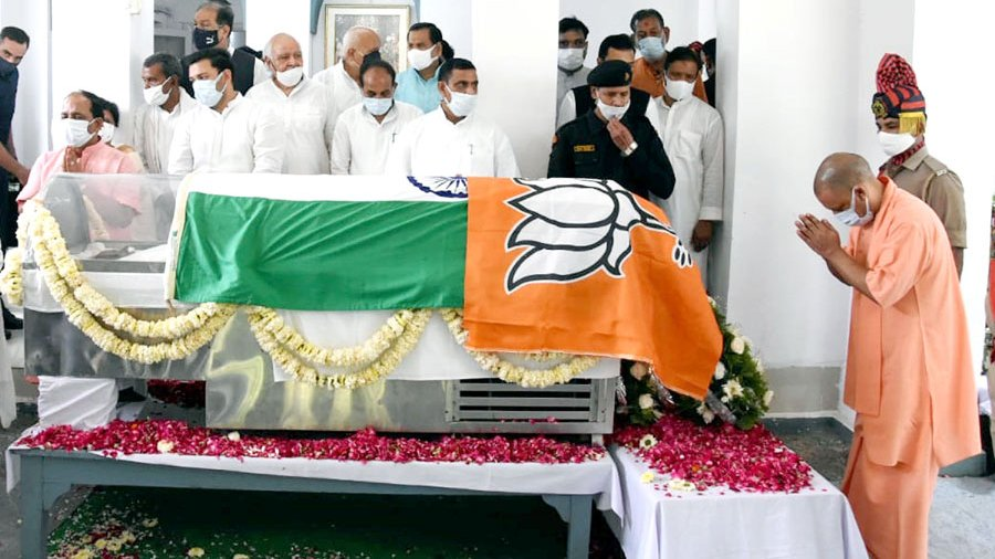 Why BJP's flag over tricolor