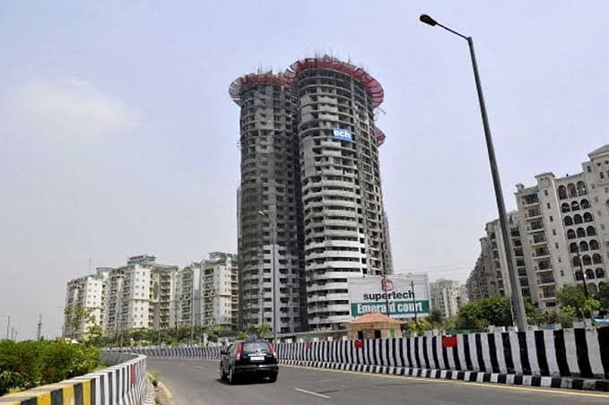 Why Supreme Court order demolition of two 40-storey buildings