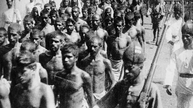 Moplah Rebellion was planned massacre of hindus or it was just a revolt
