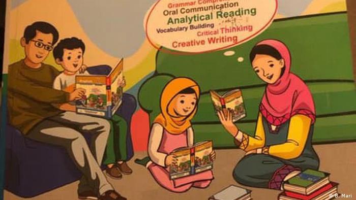 Pakistan: Gender discrimination growing in school books