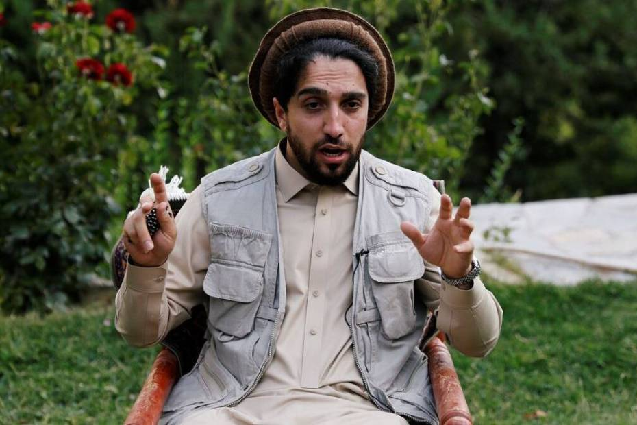 We are still in Panjshir says, Ahmad Massoud