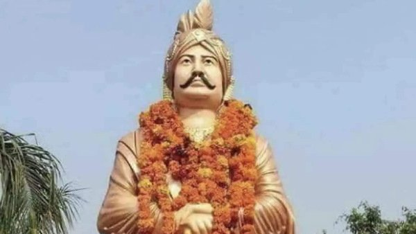 Who was emperor Mihir Bhoj, controversy over his statue