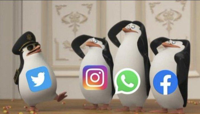Why do Social Media Sites go down
