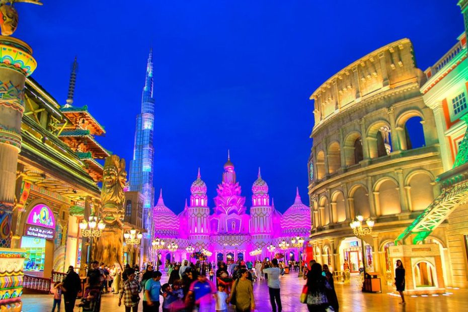 Global Village is a grand cultural extravaganza held between November to April every year