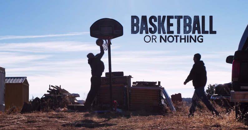 basketball netflix confinement documentaire sportif basketball or nothing
