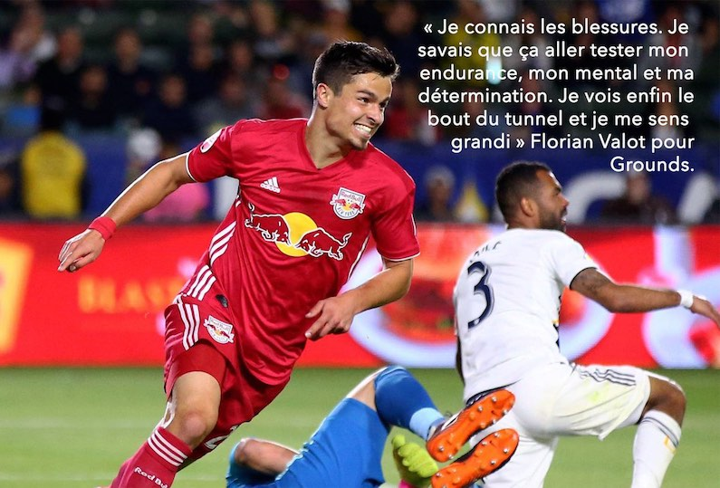sportifs inspirants rencontres grounds florian valot football