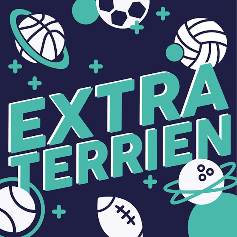 podcasts de sport Extraterrien sportifs inspirants