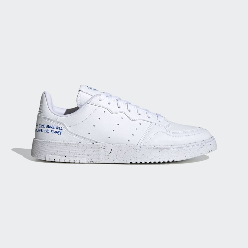 sneakers vegan adidas supercourt clean classics
