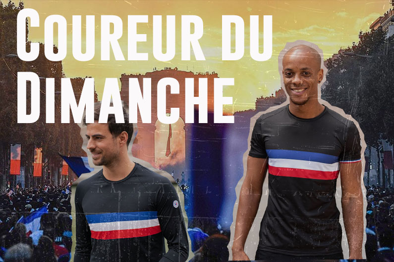coureur du dimanche CDD running made in france